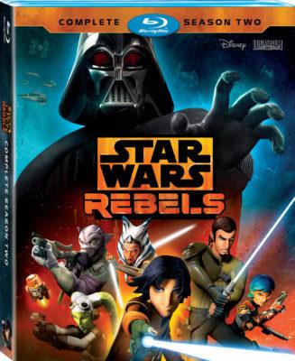 Star Wars Rebels Complete Season Two