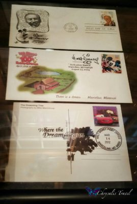 Walt Disney Commemorative Stamps