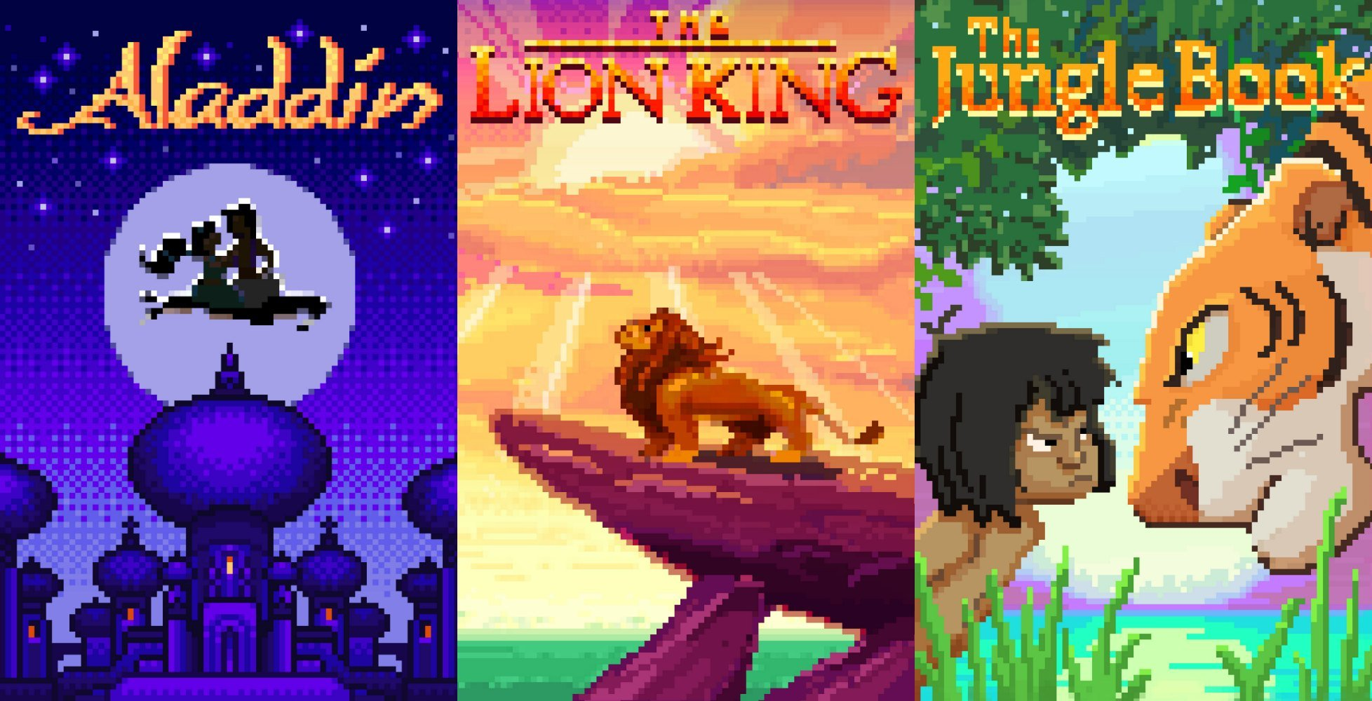 Retro Review: Three Disney 16-Bit Games Bring Back Both Fun and Frustration