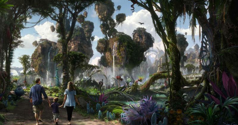 James Cameron to Reveal Pandora Details at Destination D