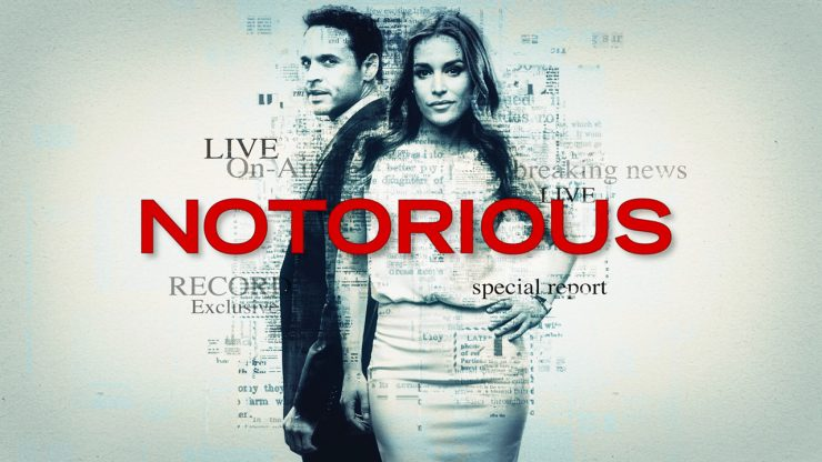 Notorious title card