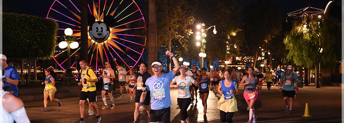 Anaheim Announces Road Closures for 2016 Disneyland Half Marathon Weekend