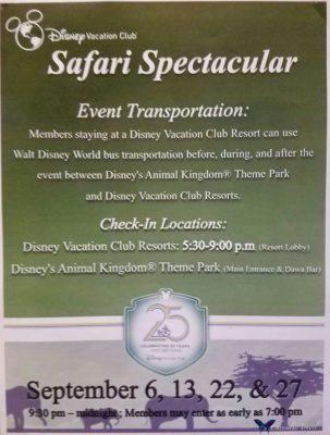 dvc-safari-spectacular-flyer