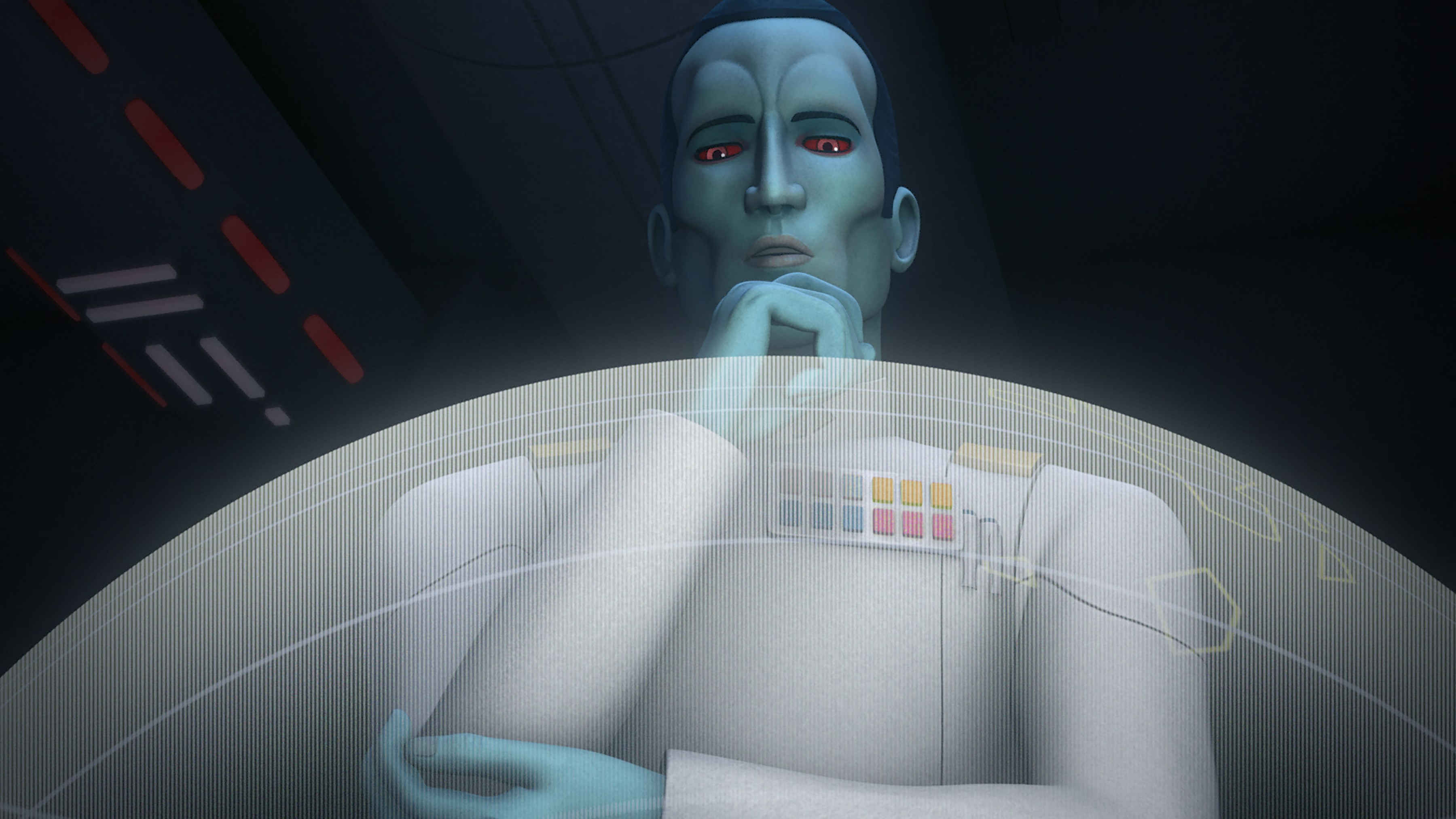 """Star Wars Rebels"" Releases New Promo Featuring Thrawn"