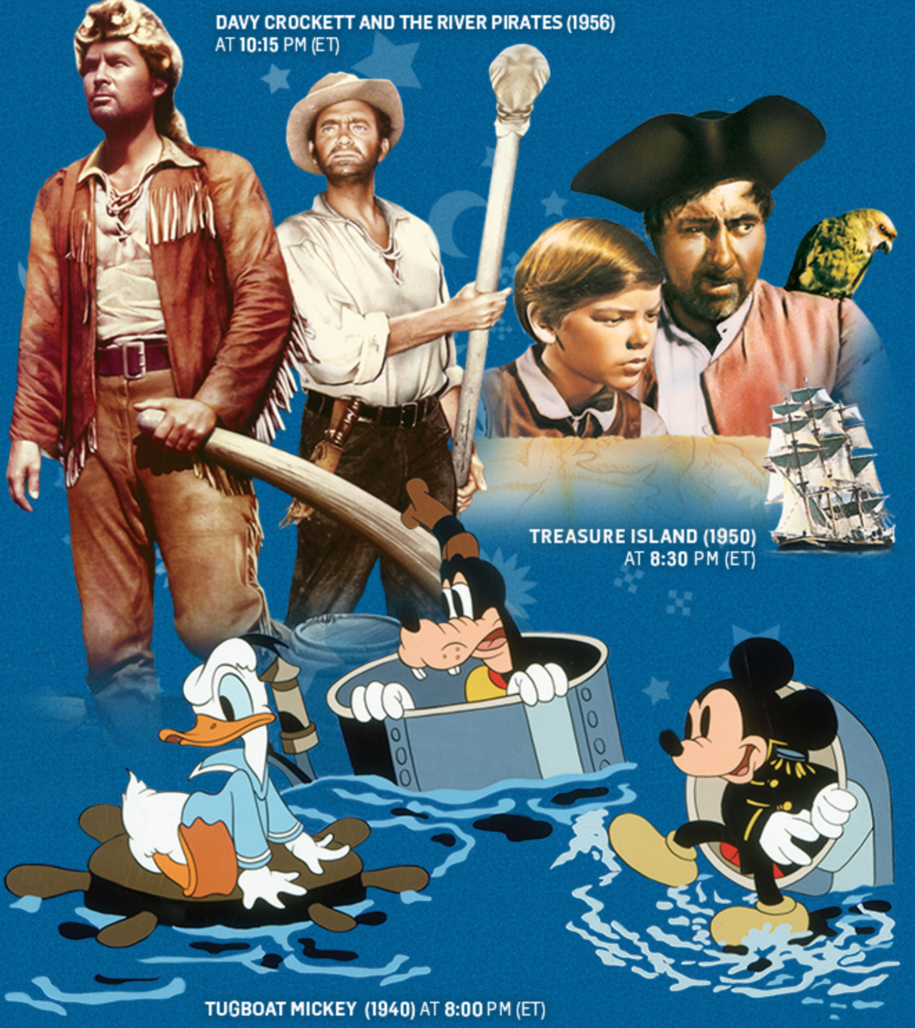 TCM Treasures From the Disney Vault September 2016