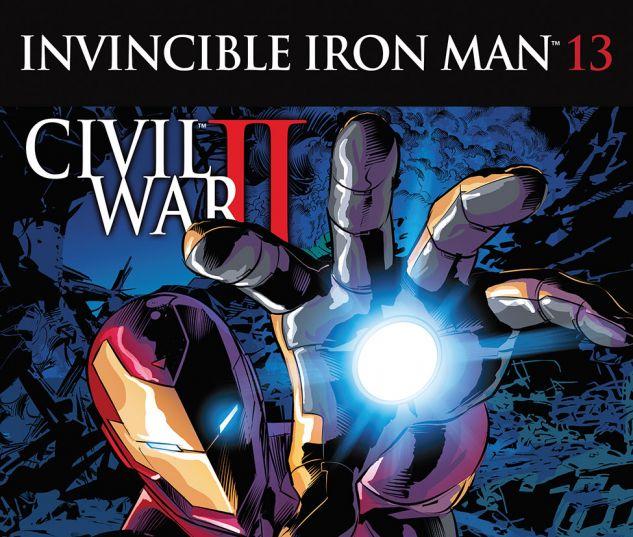 Review: Invincible Iron Man #13