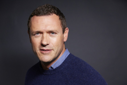 "Irish actor Jason O'Mara poses for a portrait in promotion of his role in the upcoming USA Network drama ""Complications"" on Tuesday, April 7, 2015 in New York. (Photo by Dan Hallman/Invision/AP)"
