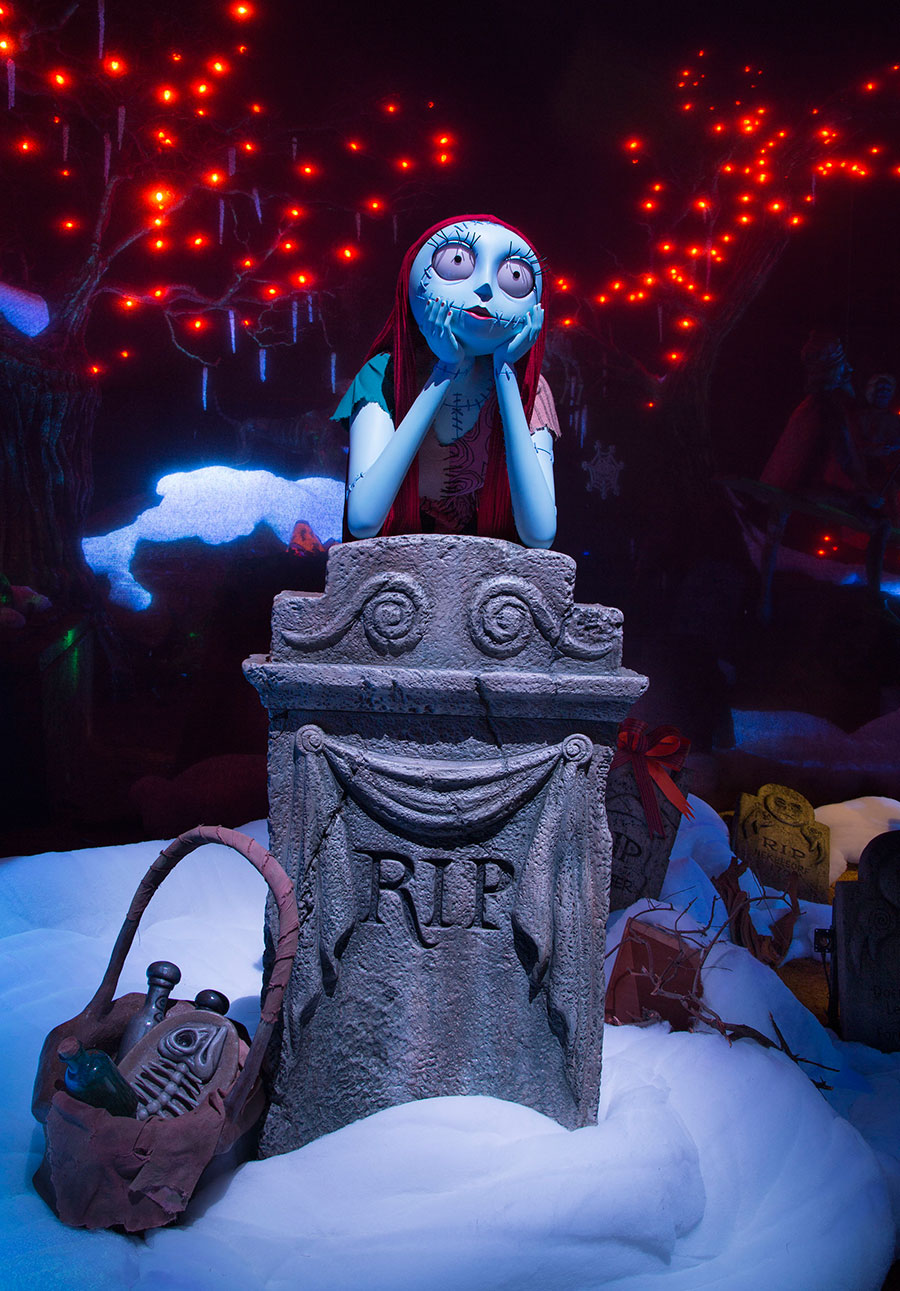 New Fun Comes to Haunted Mansion Holiday This Year