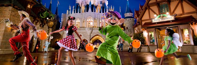 Halloween 2016: Celebrate with 13 Nights of Disney Fun ...