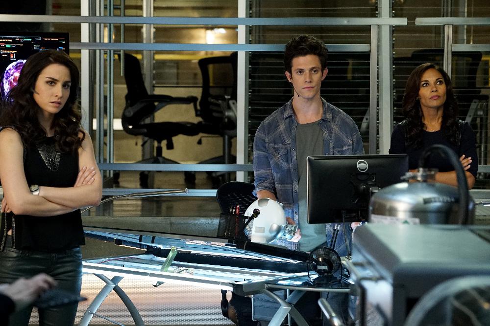 'Stitchers' Renewed for Season 3 on Freeform