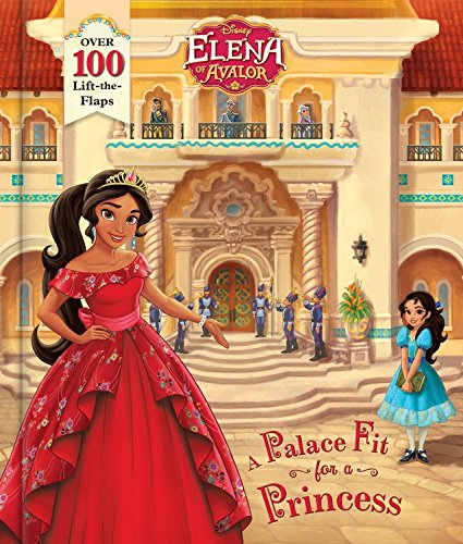 Book Review - Elena of Avalor: A Palace Fit for a Princess
