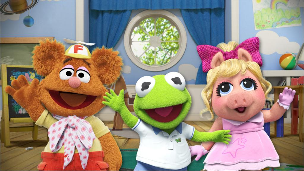 """Muppet Babies"" Reboot Coming to Disney Junior in 2018"