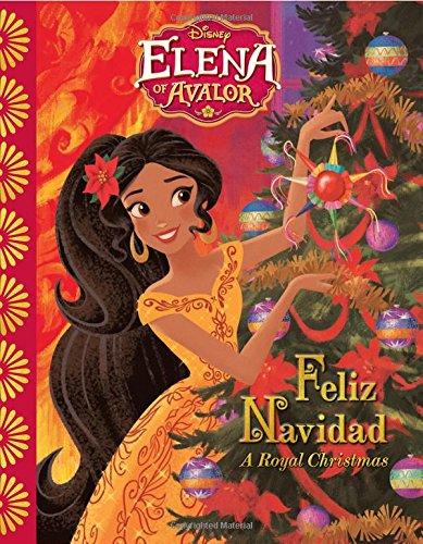 Book Review - Elena of Avalor: Feliz Navidad - A Royal Christmas