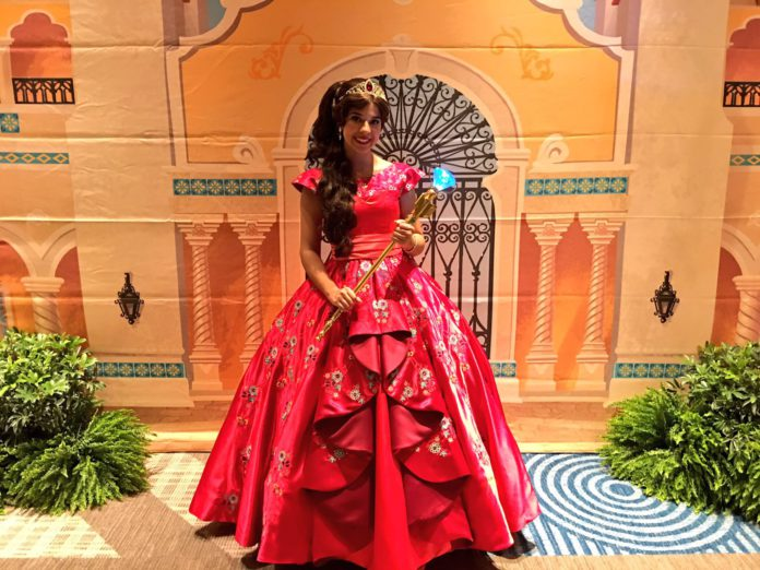 Princess Elena of Avalor to Greet Guests in Princess Fairytale Hall