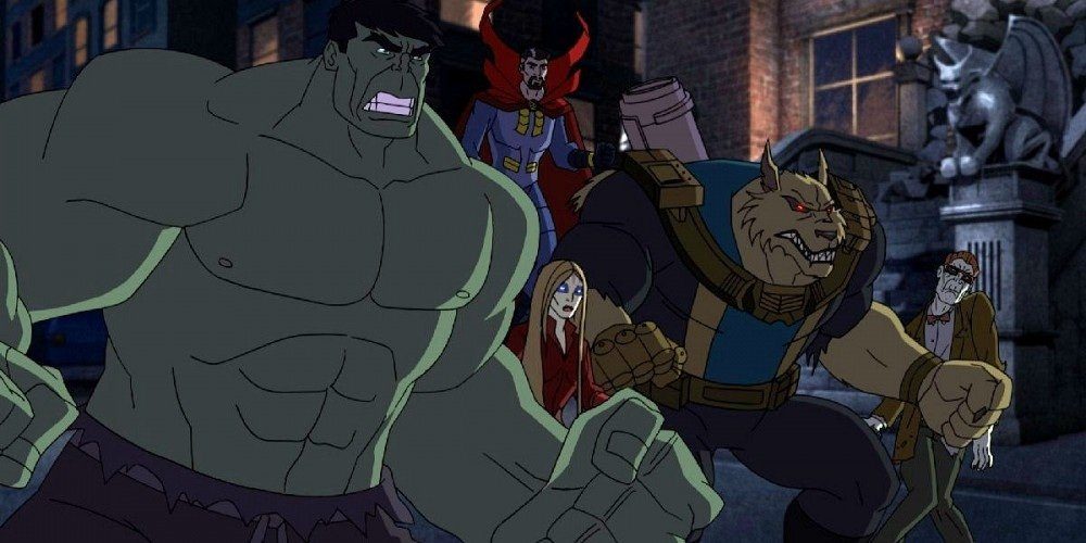 """Movie Review: Marvel's """"Hulk: Where Monsters Dwell"""""""