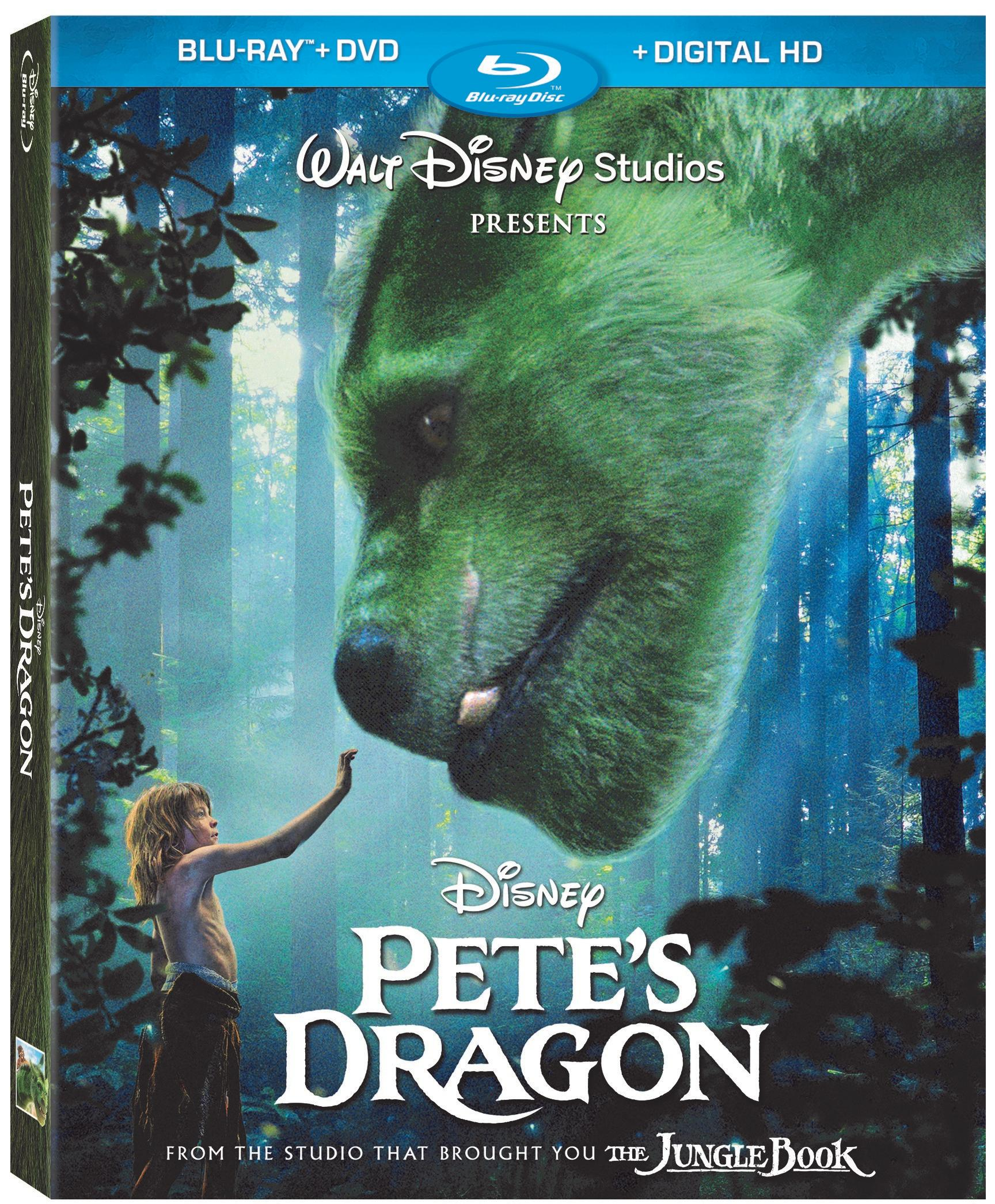 Pete's Dragon Announces Home Video Release Date
