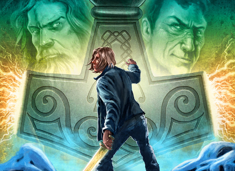 "Book Review — ""Magnus Chase and the Gods of Asgard: The Hammer of Thor"""