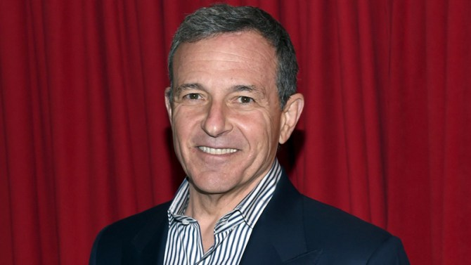 "Iger's New Contract Includes ""More Rigorous Performance Requirements"" for Compensation"