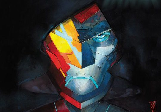 "Comic Review: ""Infamous Iron Man #1: The Rise of Doom"""