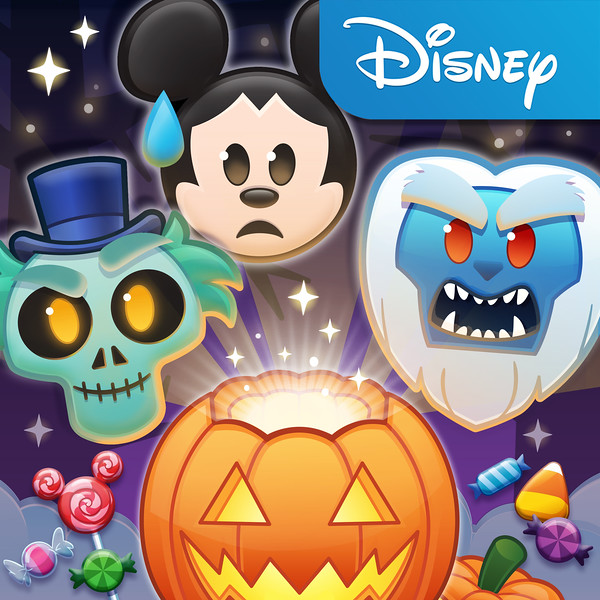 additionally oh my disney is currently in the midst of a poll for what emoji characters should come to the game next - Disney Halloween Photos