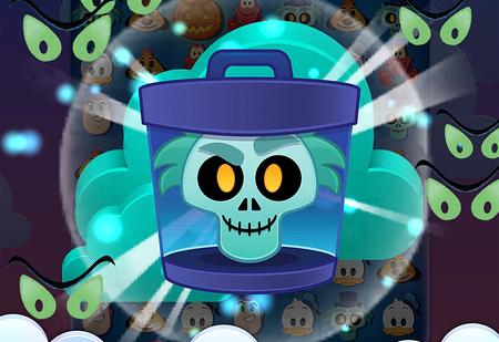 Disney Emoji Blitz Mobile Game Gets into the Halloween Spirit