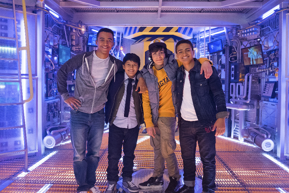 Disney TV: November 7-13, 2016