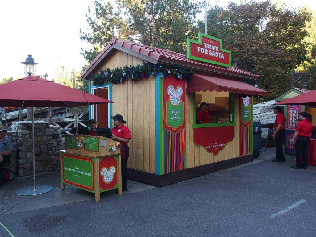 Kiosks spread through DCA offer a variety of treats
