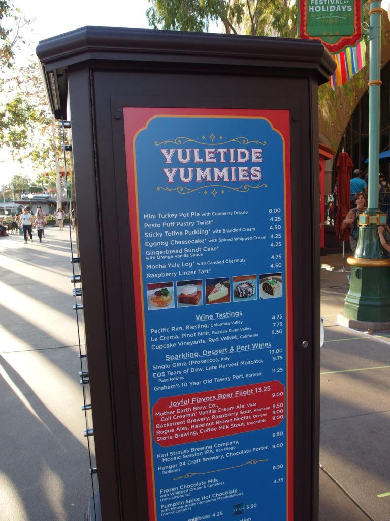 Yuletide Yummies