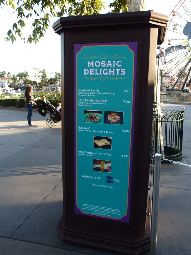 Mosaic Delights are listed
