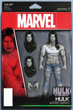 Marvel Shares New Look at Hulk #1