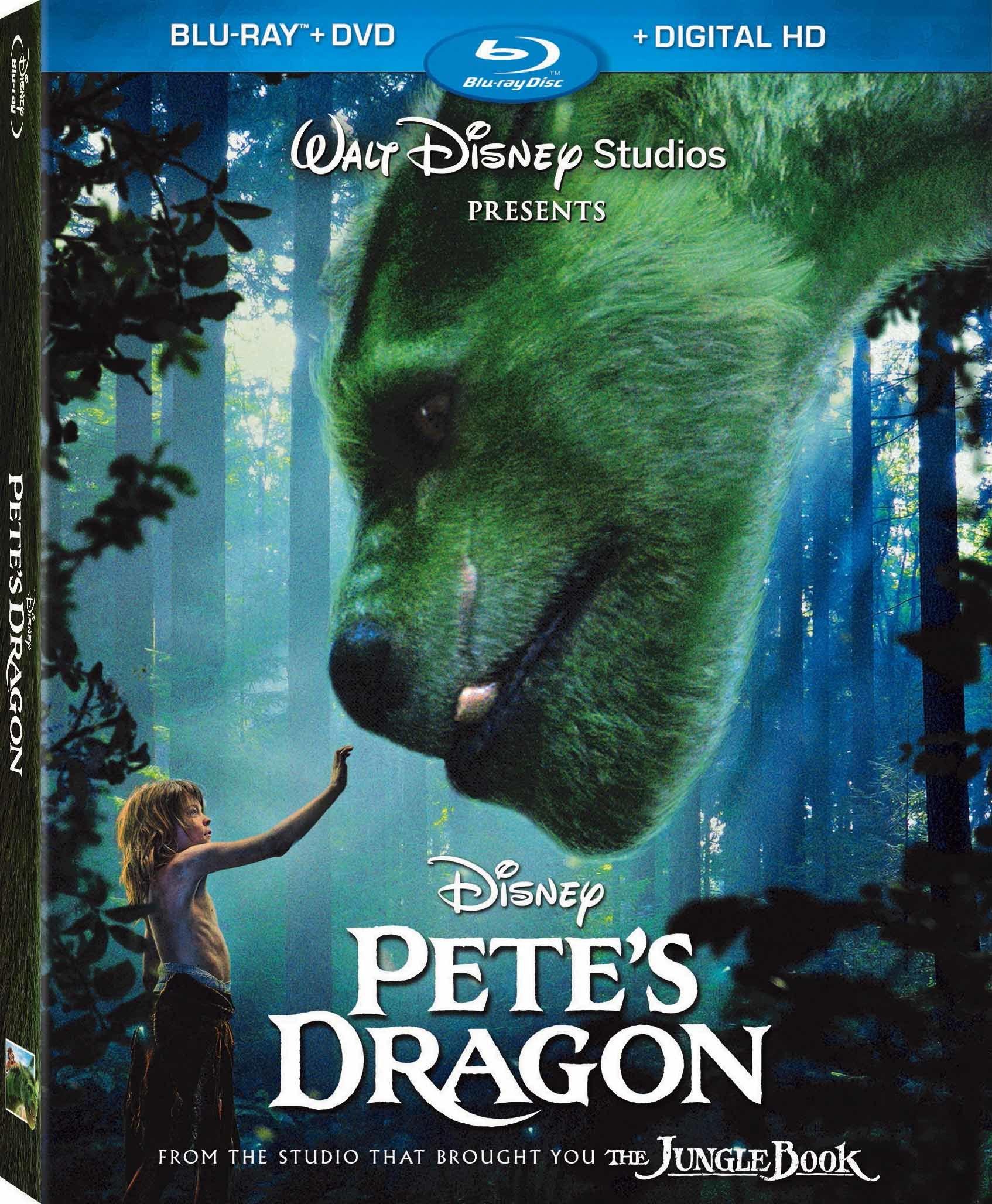Blu-Ray Review: Pete's Dragon (2016)