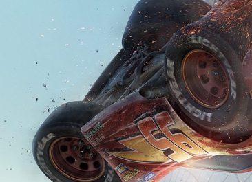 """Teaser Poster for """"Cars 3"""""""