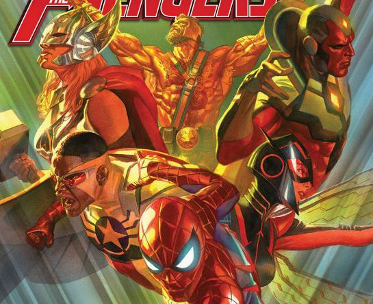 """Comic Review: """"The Avengers #1"""""""