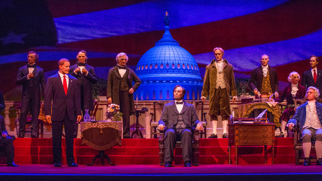 The Hall of Presidents is Changing Once Again and That's Okay