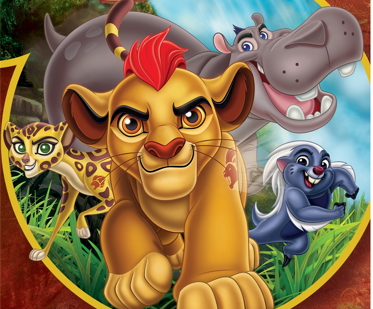 """The Lion Guard - Life in the Pride Lands"" Coming to DVD This January"