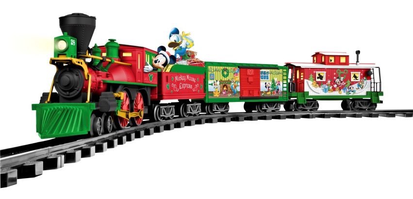 Lionel Continues Disney Legacy with Two New Train Sets