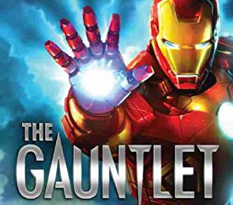 "Book Review: ""Iron Man: The Gauntlet"""