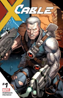 Marvel Announces All-New Cable Series