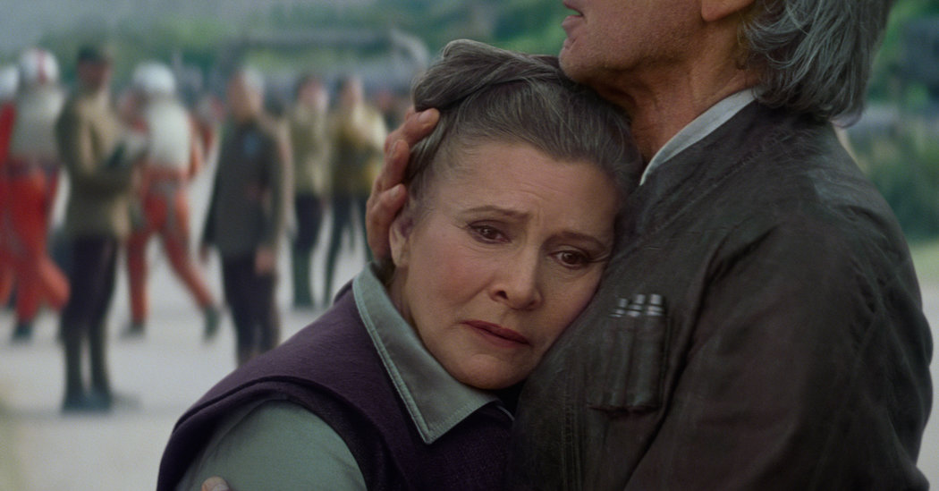 Tributes Remember the Legacy of Carrie Fisher