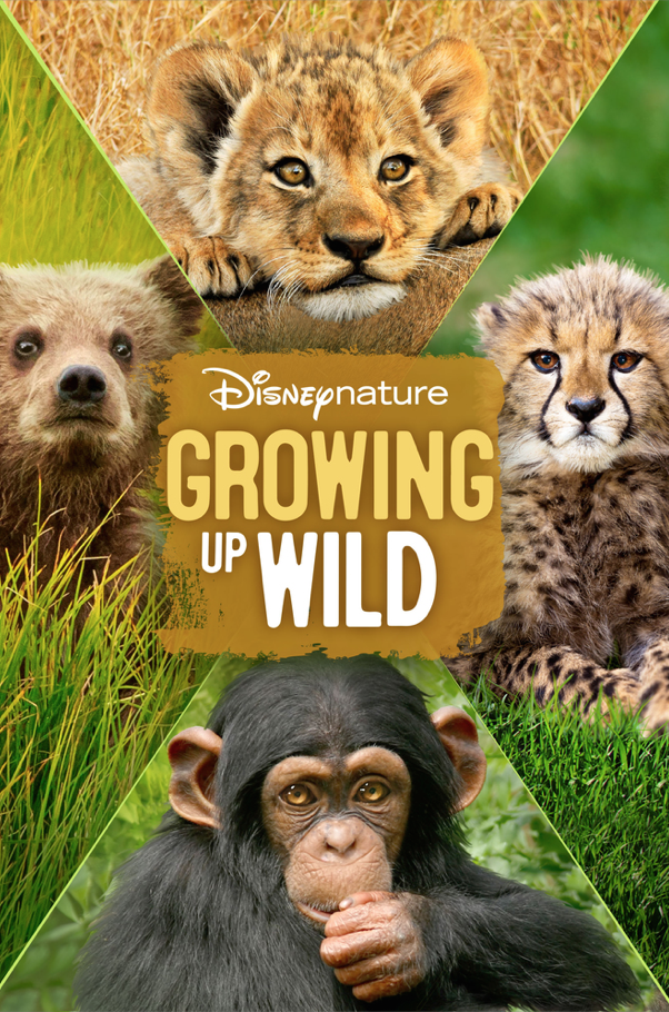 """Movie Review: Disneynature's """"Growing Up Wild"""""""