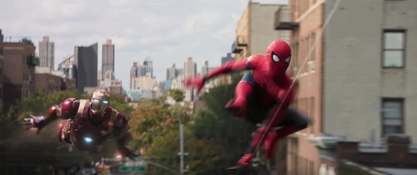 """""""Spider-Man: Homecoming"""" Trailer Review"""