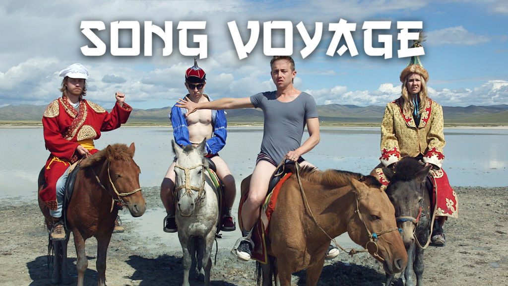Maker Studios Launches Song Voyage Featuring The Gregory Brothers