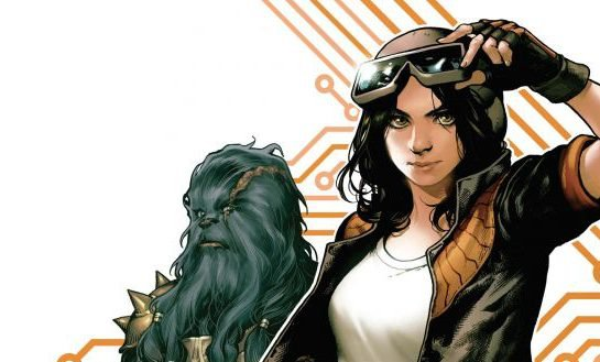 """Comic Review — """"Star Wars: Doctor Aphra #1"""""""
