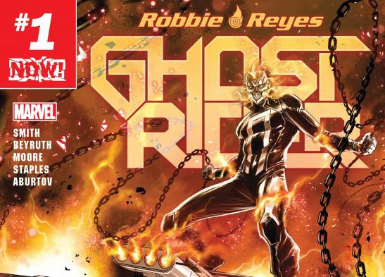 """Comic Review: """"Ghost Rider #1"""""""