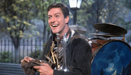 Dick Van Dyke to Appear in Mary Poppins Returns