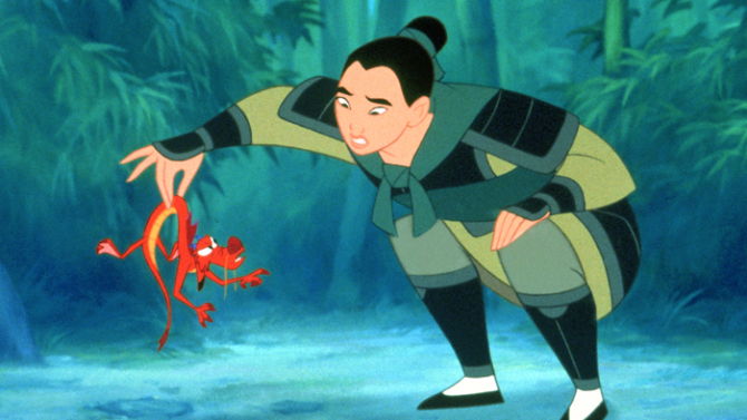 "Hulu Signs Licensing Deal with Disney to Stream ""Mulan,"" ""Pocahontas,"" and More"