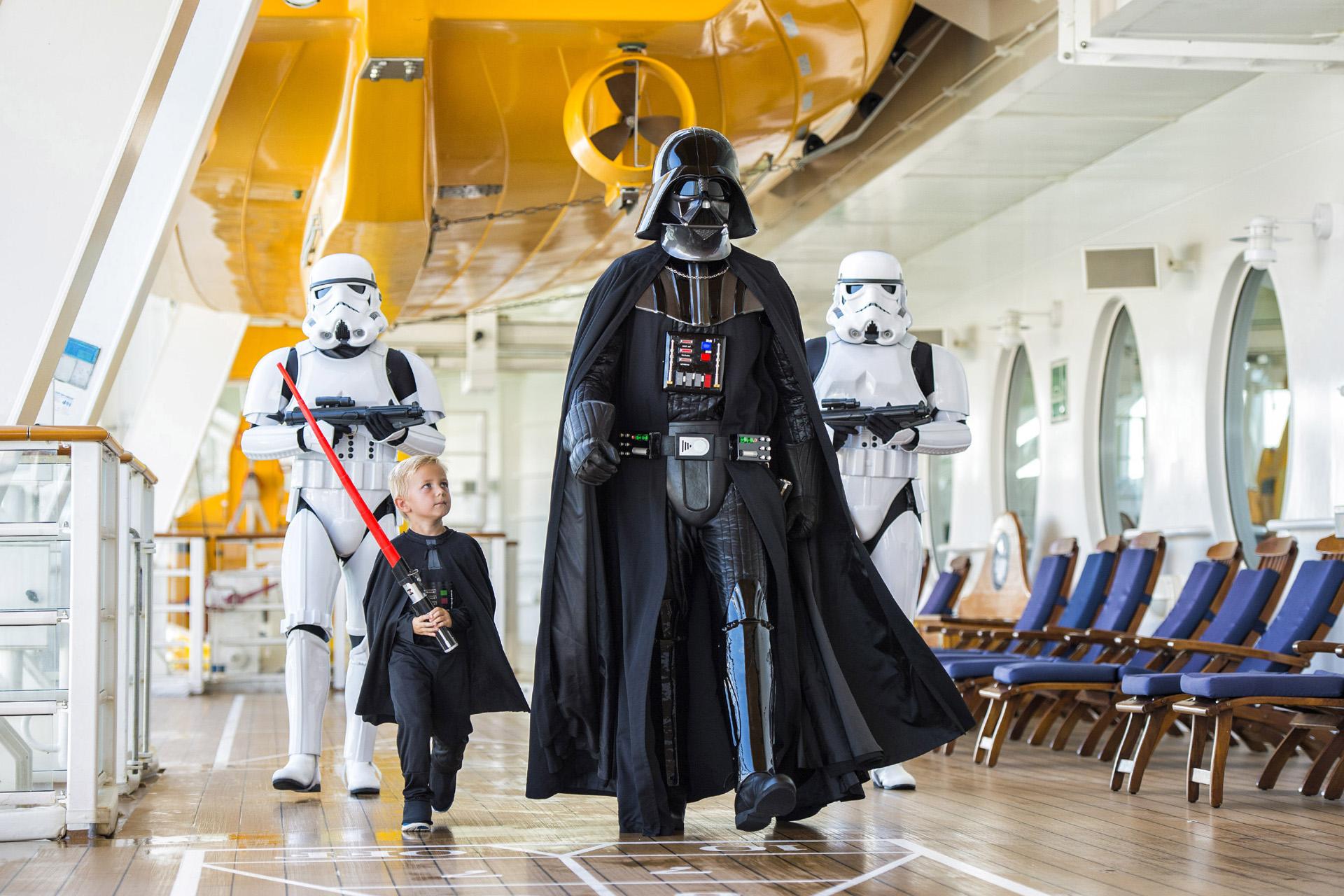 Disney Fantasy Debuts New Star Wars Horn Blast