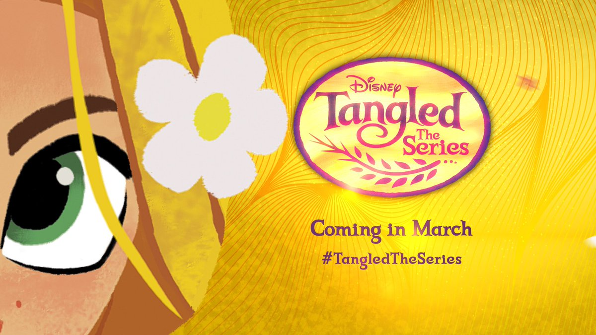 Tangled: The Series To Debut In March