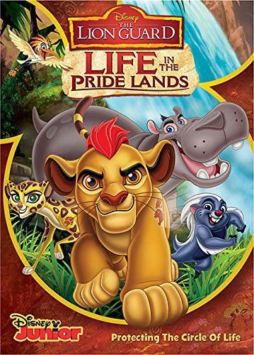 DVD Review - The Lion Guard: Life in the Pride Lands