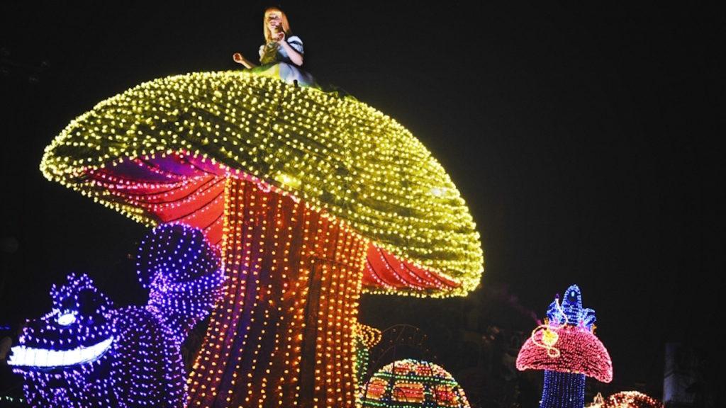 Disneyland Announces Rain-Plan for Electrical Parade Party